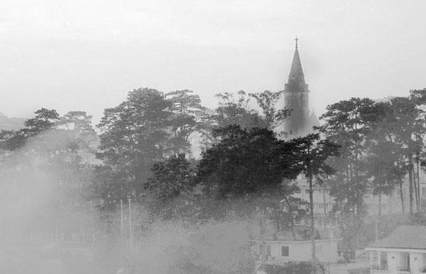 Nhà thờ Con Gà, lời chúc lành cho Đà Lạt
