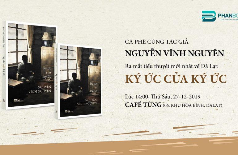 Nguyễn Vĩnh Nguyên gặp gỡ bạn đọc Đà Lạt tại café Tùng