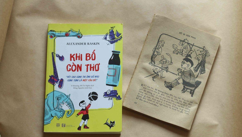 Cuốn sách tuổi thơ và những hạnh ngộ