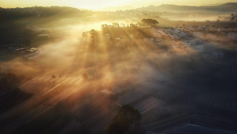 Sương mù tháng 5